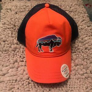 Patagonia Women Fitz Roy Bison Layback Trucker Hat